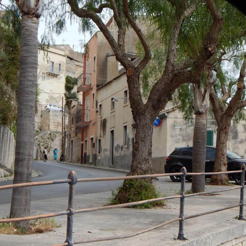 FLAT IN STREET CORSO MAZZINI - RAGUSA IBLA