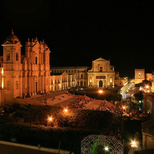 TOUR 1 day Visit of SIRACUSE - NOTO