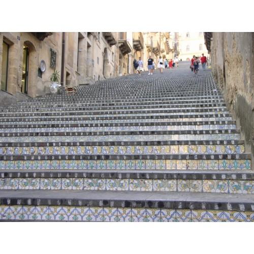 TOUR PIAZZA ARMERINA - CALTAGIRONE